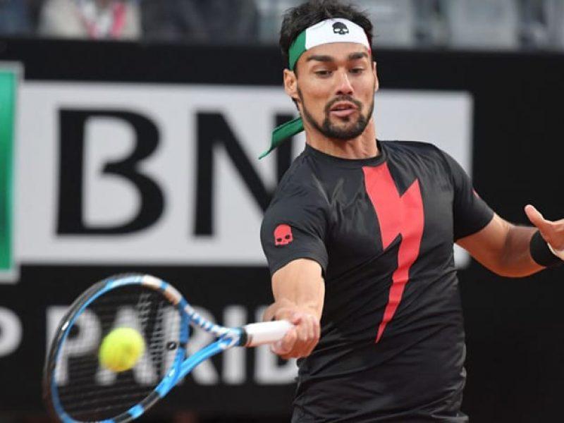 Fognini Roland Garros
