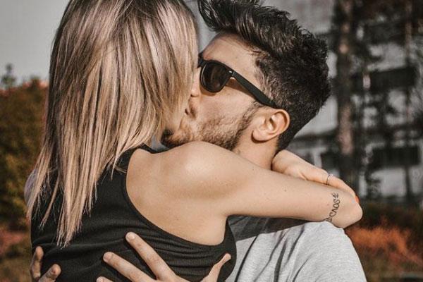 Gossip Uomini e Donne: Riccardo e Cammilla, dediche d'amore social