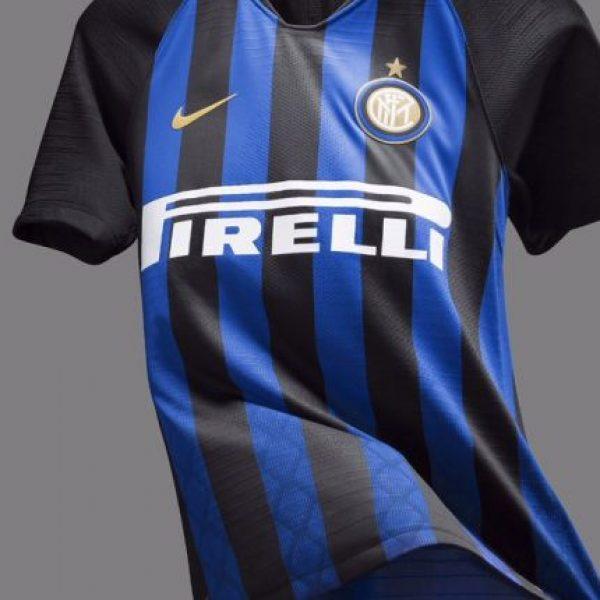Inter, ecco la nuova maglia per la stagione 2018/2019