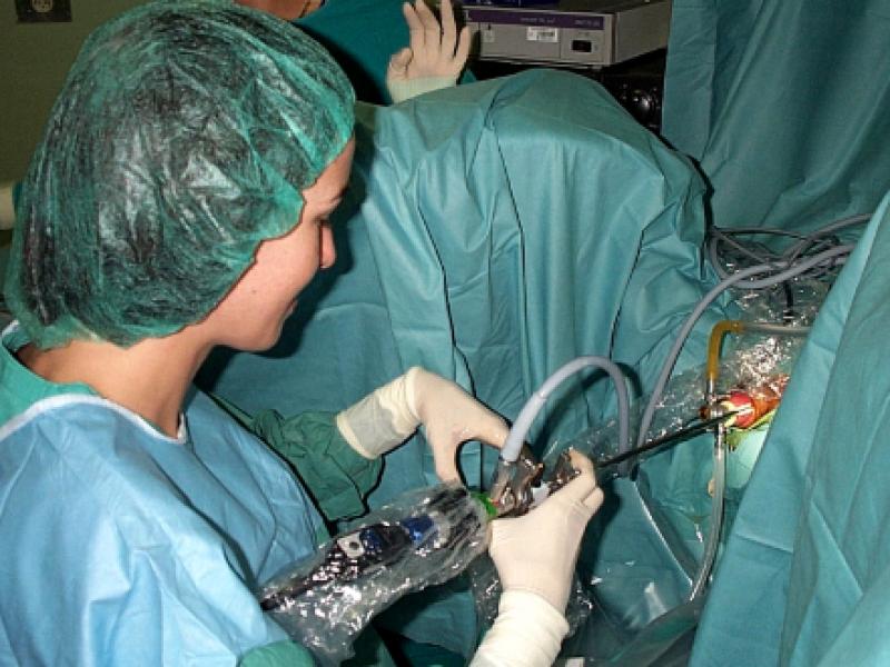 Eseguito trapianto di rene su paziente sveglio alle Molinette
