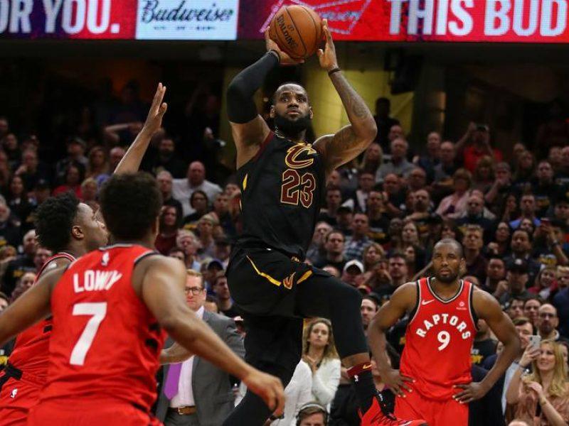 NBA James