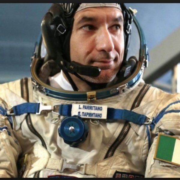 Luca Parmitano torna nello spazio nel 2019 con un robot