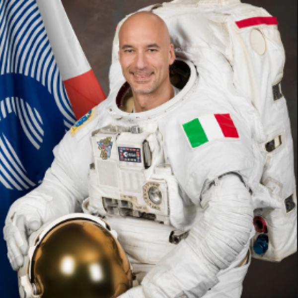 Luca Parmitano è il primo italiano al comando dell'Iss
