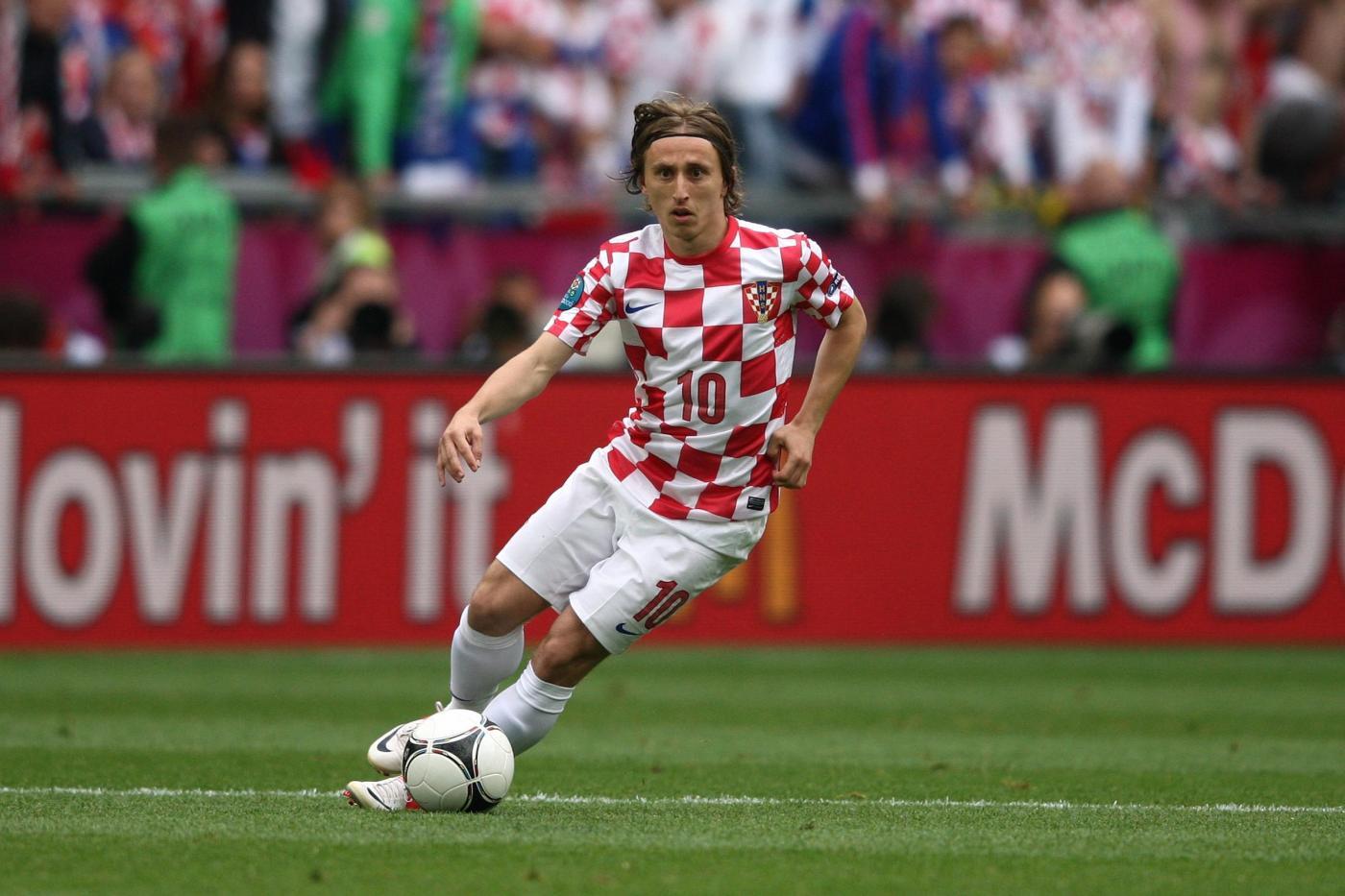 Inter, Modric ha scelto i nerazzurri. Chiederà la cessione a Perez