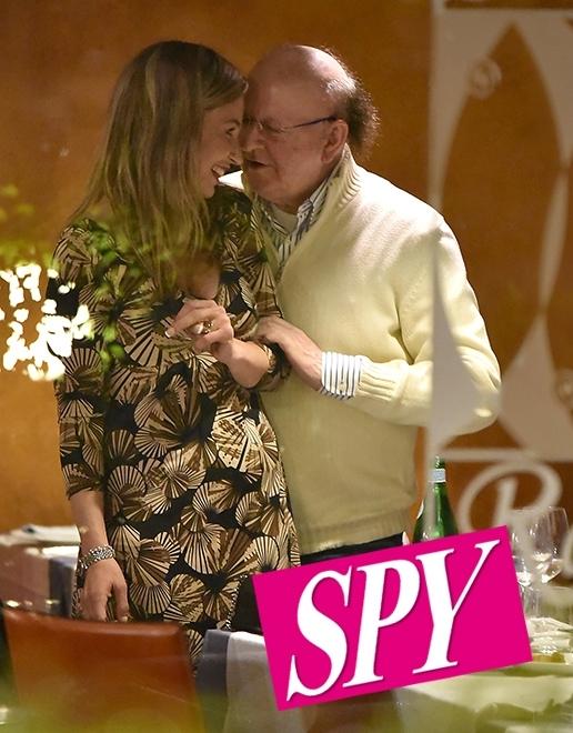 Gossip, Massimo Boldi avvistato con l'ex gieffina Veronica Rega