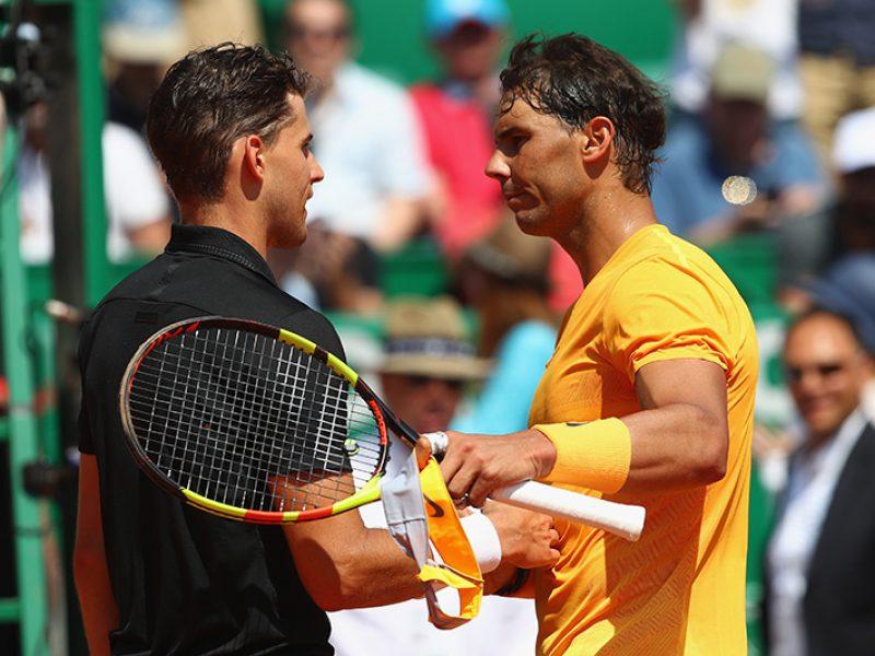 Atp Madrid: Nadal da record, fuori Del Potro, Zverev e Thiem ok