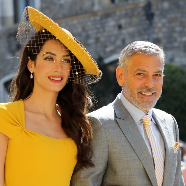 Royal wedding, George Clooney commenta il party