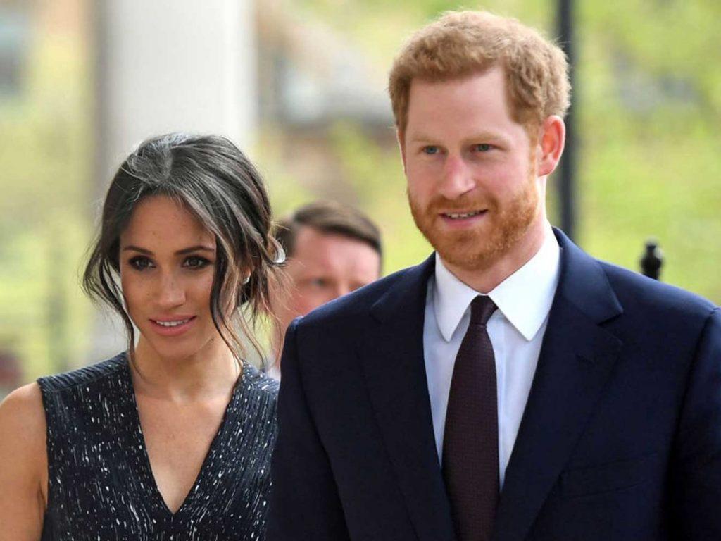 Royal wedding il viaggio di nozze di harry e meghan si24 for Royal wedding dress code