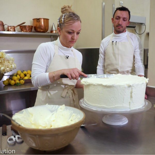 Royal wedding, la ricetta della torta nuziale