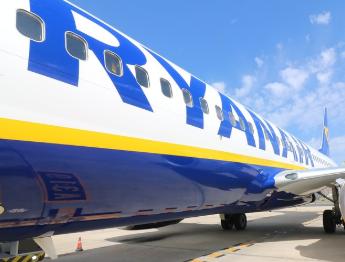 Sciopero RyanAir, 132 voli cancellati in Italia