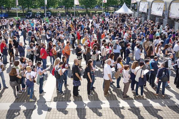 Salone del libro di Torino, un altro anno da record