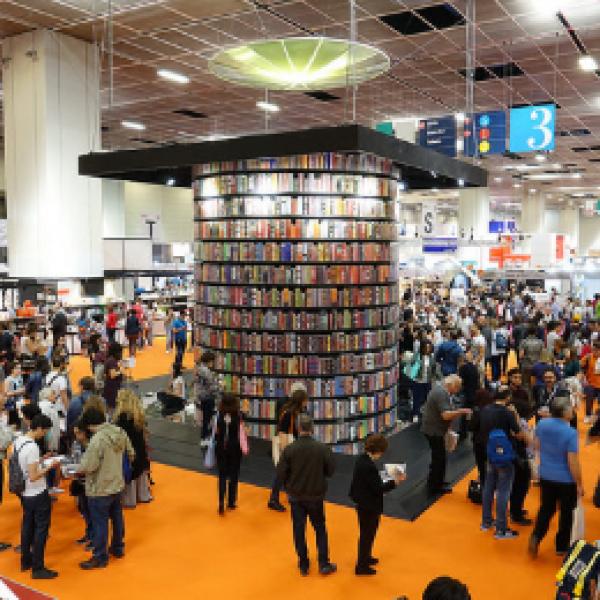 Torino, il Salone Internazionale del Libro dei record