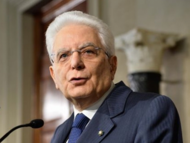 Governo mattarella promulga il decreto sicurezza si24 for Sito della repubblica
