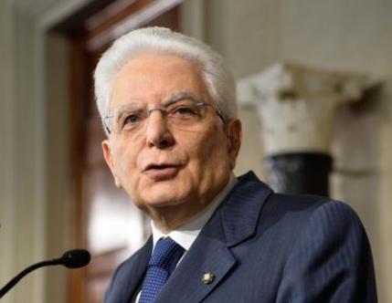 """Mattarella: """"La Carta tutela la libertà di stampa e le minoranze"""""""