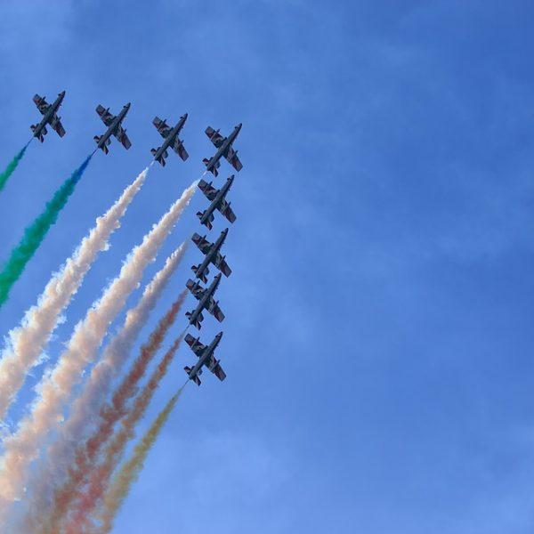 Frecce tricolore, presto anche donne saranno piloti