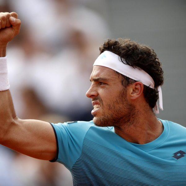 Ranking ATP, Cecchinato al numero 27. Nadal resta primo, ma Federer...