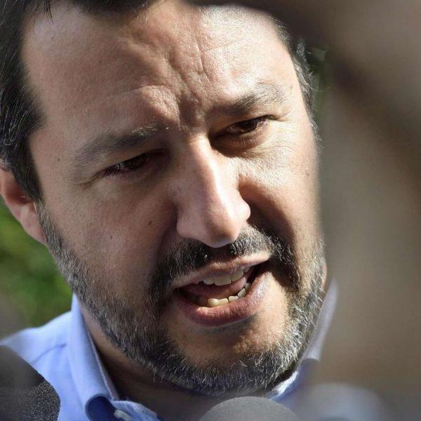 Salvini, il fascicolo d'indagine passa a Palermo