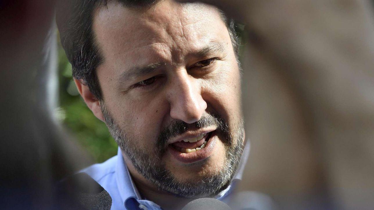 """Italia 'a rischio Grecia', Salvini risponde a Juncker: """"Parlo solo con persone sobrie"""""""