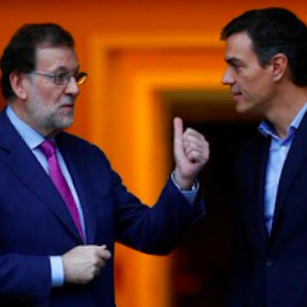 Spagna, il giorno di Sanchez: