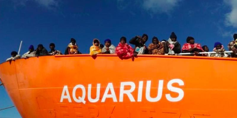 Caso Aquarius, fumata bianca: lo sbarco avverrà a Malta