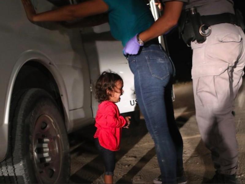 Usa: 2mila bambini separati da genitori-immigrati al confine con il Messico