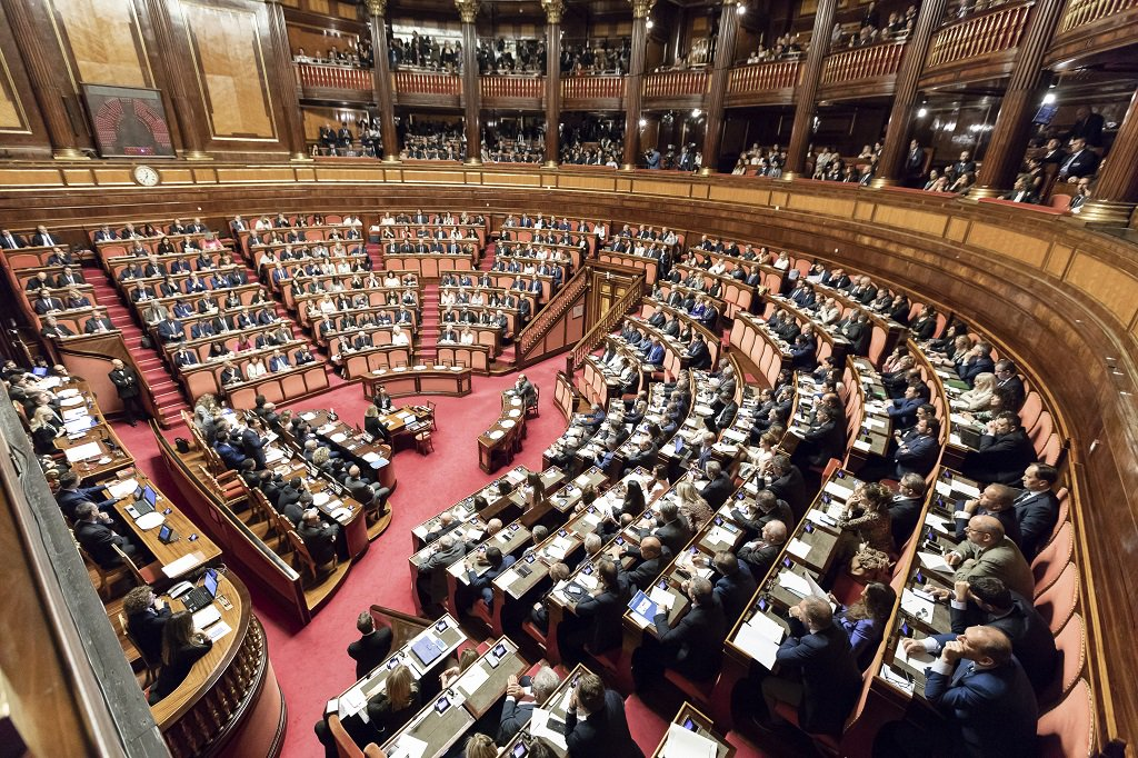 Decreto Sblocca cantieri approvato dal Senato con 142 voti a favore
