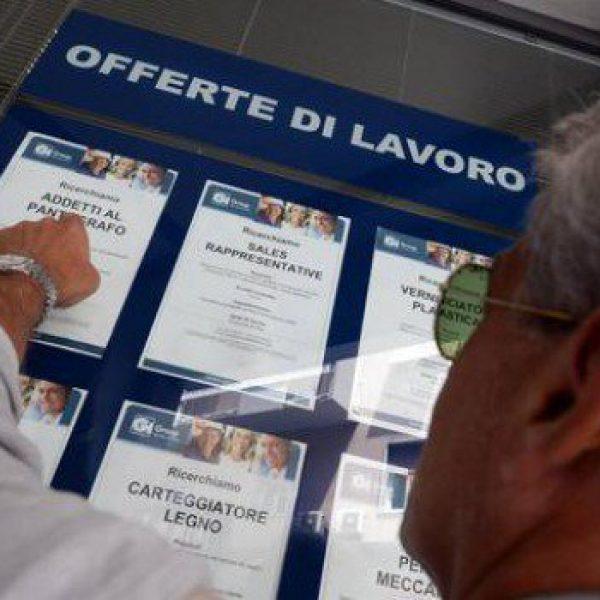 Offerte di lavoro in crescita in Sicilia, Catania in vetta