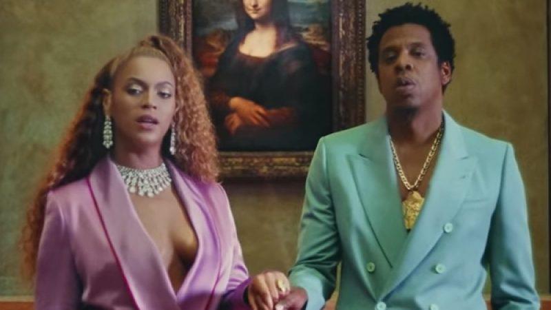 Jay-Z e Beyoncé, il nuovo video è girato al Louvre