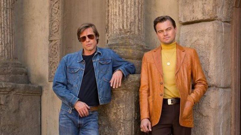 Pitt e Di Caprio, la prima foto dal set di Tarantino