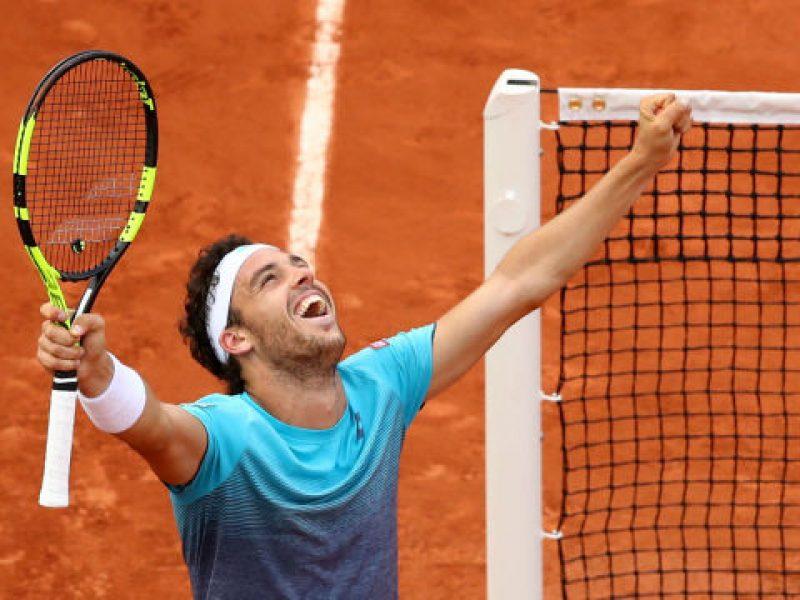 Cecchinato, Roland Garros