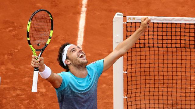 Roland Garros, capolavoro Cecchinato! Battuto Djokovic, è in semifinale