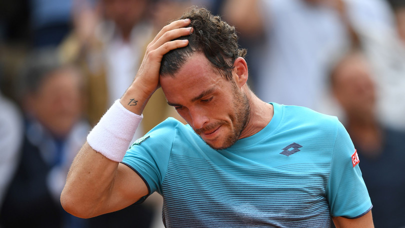 ATP Winston-Salem, subito out Cecchinato. Berrettini al 2° turno