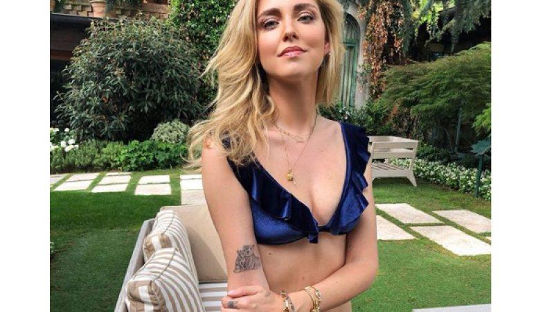 """Chiara Ferragni alle neo mamme: """"Datevi del tempo per tornare in forma"""""""