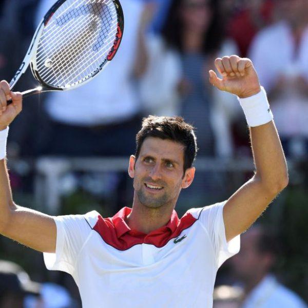 ATP Queen's, la finale è Djokovic-Cilic. Ad Halle Coric sfida Federer