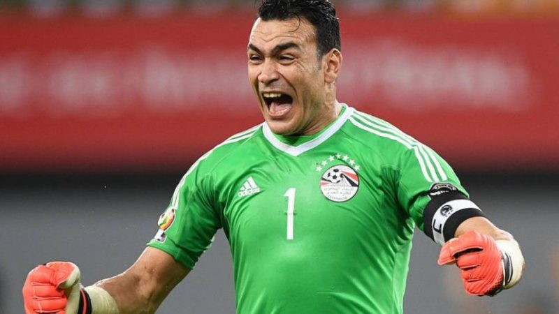 Mondiali, l'egiziano El Hadary diventerà il giocatore più vecchio di sempre
