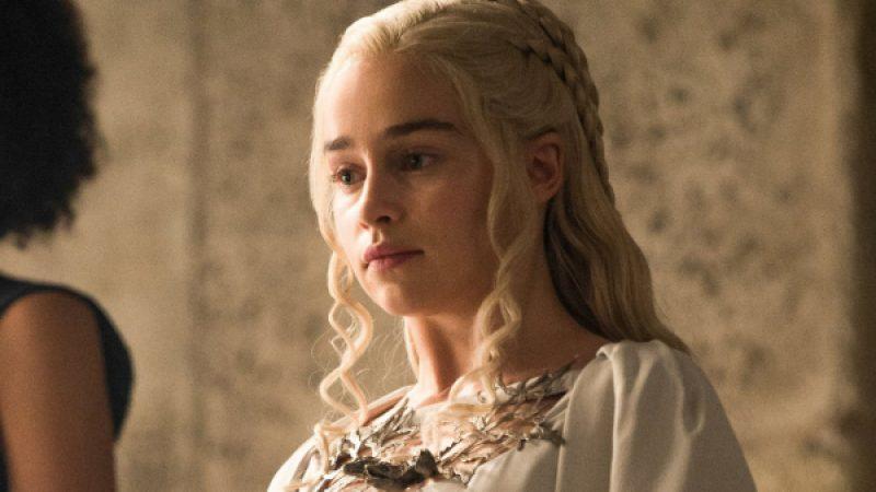 Game of Thrones, fine delle riprese per Emilia Clarke