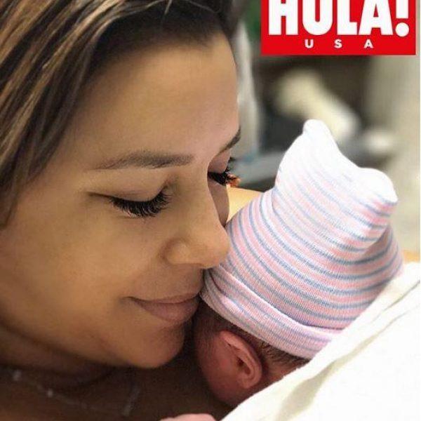 Eva Longoria ha partorito il suo primo figlio: è nato Santiago