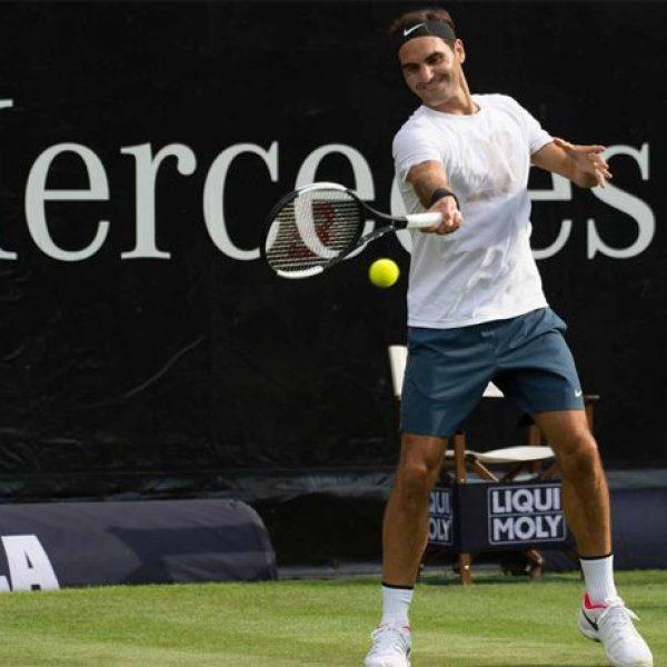 Federer Stoccarda