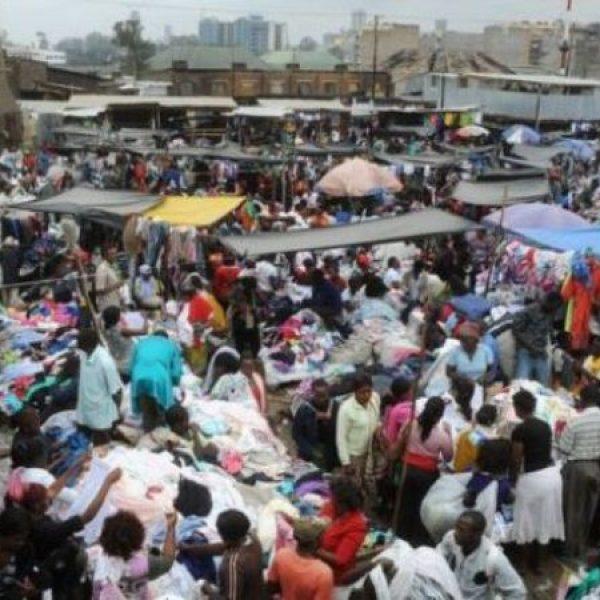 Kenya, incendio in un mercato: 15 morti