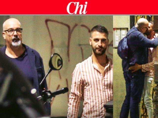 Nuovo amore per Giovanni Ciacci, è l'ex di Gabbana