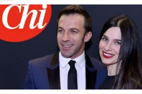Gossip, fine del matrimonio dopo 19 anni per Alex Del Piero