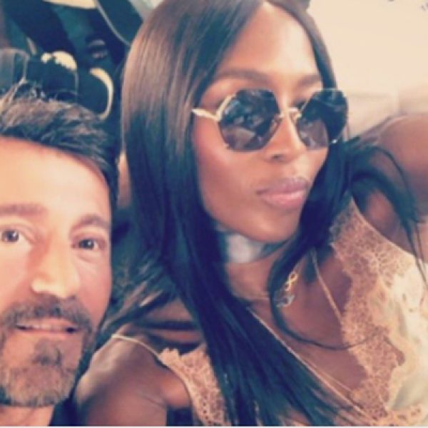 Gossip, Max Biaggi e Naomi Campbell ancora insieme