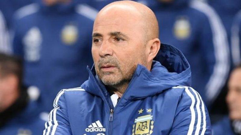 Sampaoli non è più il ct dell'Argentina, rescissione consensuale