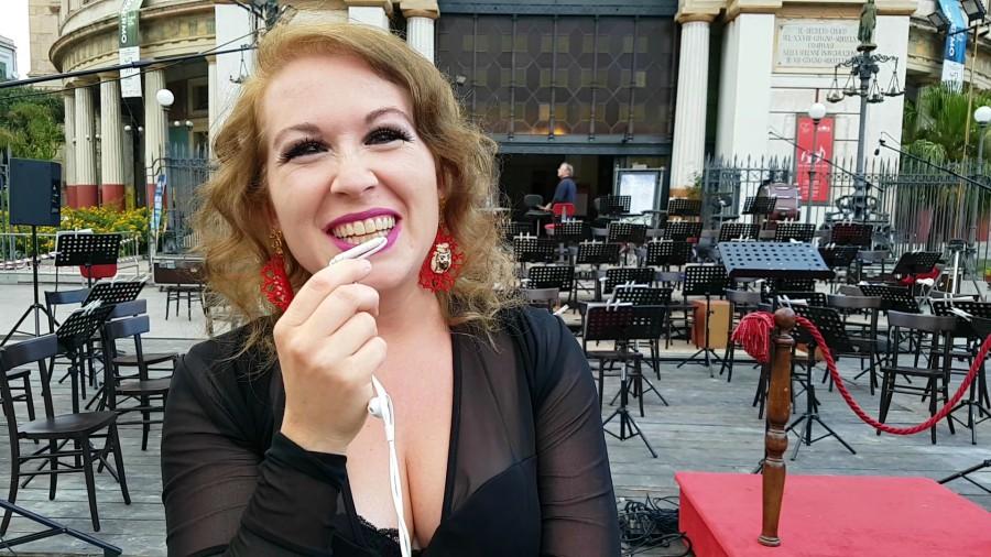 Una palermitana apre l'estate dell'Orchestra Sinfonica Siciliana