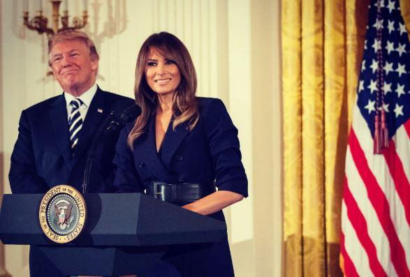 Melania Trump, First Lady degli sprechi