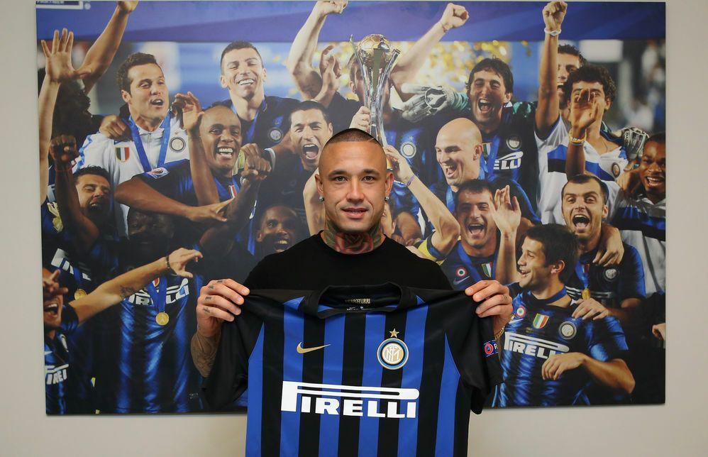 """Inter, Nainggolan si presenta: """"Qui per vincere. Con la Roma è finita male"""""""