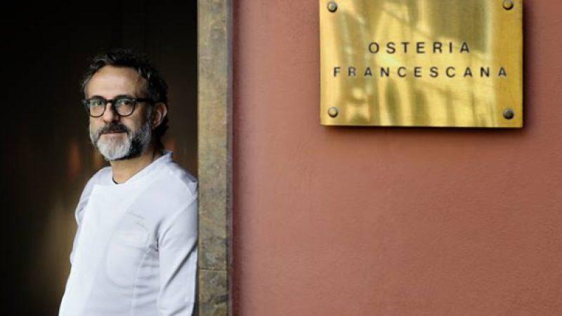L'Osteria Francescanadello chefBottura è il miglior ristorante del mondo