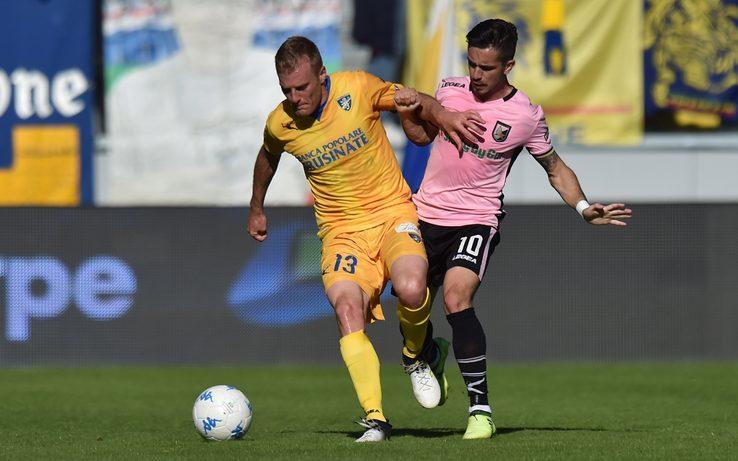 Frosinone-Palermo, respinto il ricorso dei rosanero