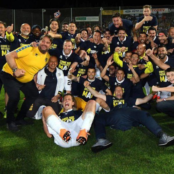 Spezia-Parma, arrivato il deferimento per Calaiò: il Palermo spera