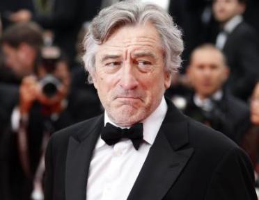"Robert De Niro, nuova stoccata a Trump: ""F*** Trump"""